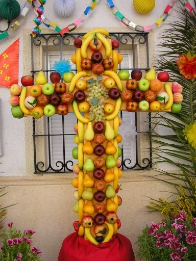 Cruz de frutas