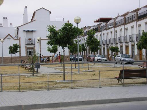 Parque en Carmen de Burgos